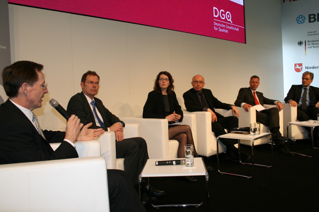Hannover Messe 2013 Podiumsdiskussion 075